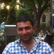 Eyup User Profile