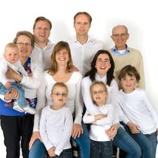 Saskia, Wim, Johan, Jolande, Willem
