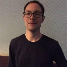 Gebruikersprofiel Pieter