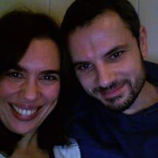 Profilo utente di Véronique & Francesco