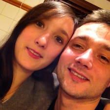 Profilo utente di Elodie Et François