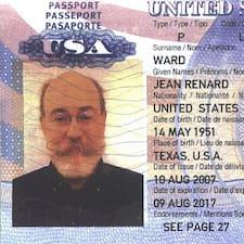Jean Renard的用户个人资料
