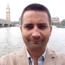 Mehmet User Profile
