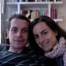 Profilo utente di Laureline & Jean-Patrick