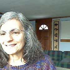 Profil utilisateur de Rhoda