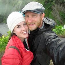 Amanda & James User Profile