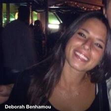 Nutzerprofil von Deborah