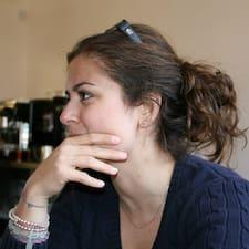 Gebruikersprofiel Elisabetta