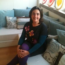Profil utilisateur de Cristina Mira Santos