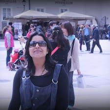 Profil utilisateur de Khushboo