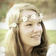 Kerstin felhasználói profilja