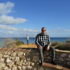 Profil utilisateur de José Luís