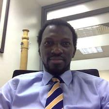 Profil utilisateur de Olugbenga