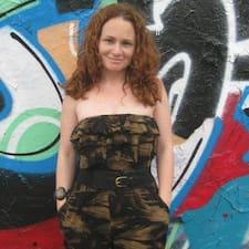Mairead User Profile