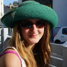 Profil Pengguna Jacinthe