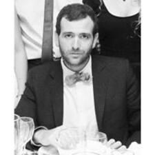 Profil Pengguna Sergio José
