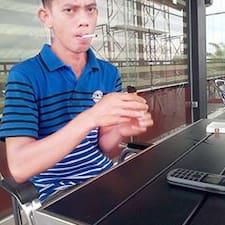 Dafan is the host.