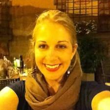 Bethany felhasználói profilja