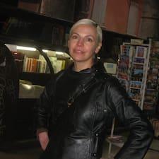 Profil utilisateur de Gabriela
