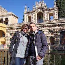 Marco E Stefania est l'hôte.