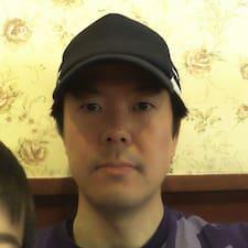 悦志さんのプロフィール