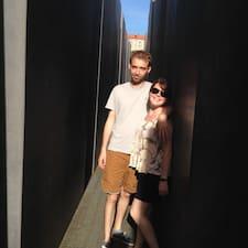 Alexandre & Gwendoline User Profile