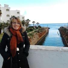 María Carmen felhasználói profilja