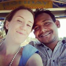 Nutzerprofil von Laura & Masud