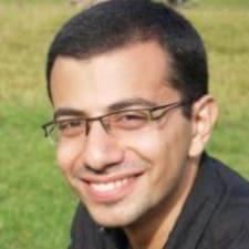 Mustafa felhasználói profilja