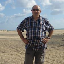 Profil utilisateur de Natalino Giovanni