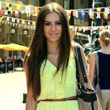 Marina Brikena User Profile