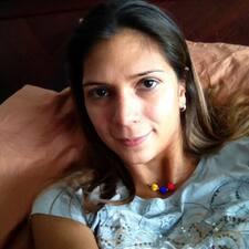 Mariana is the host.