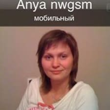Anna User Profile