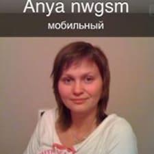โพรไฟล์ผู้ใช้ Anna