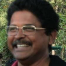Balakrishnan felhasználói profilja