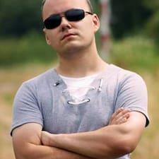 Henkilön Andrzej käyttäjäprofiili