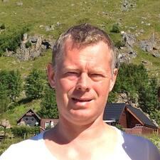 Perfil do utilizador de Per Henrik