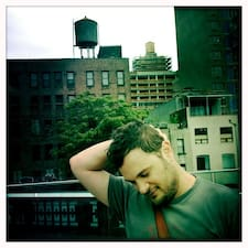 Perfil do utilizador de Christian