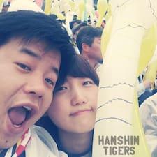 Användarprofil för Hyun-Ji