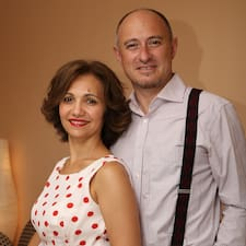 Darina & Daniel User Profile