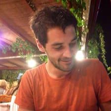 Débarre felhasználói profilja