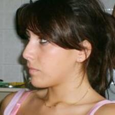 Användarprofil för Rosaria Valentina