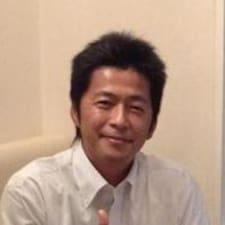 Profil utilisateur de Hitoshi