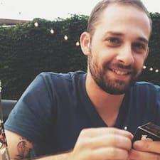 Danial felhasználói profilja