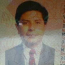 โพรไฟล์ผู้ใช้ Isaias Eduardo