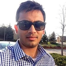 Profil korisnika Rushil
