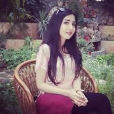 Boushra User Profile
