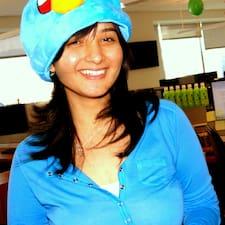 Profil utilisateur de Bhavana