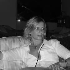 Elena Maria is the host.
