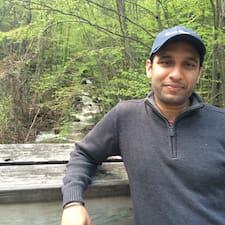 Profil utilisateur de Srujan